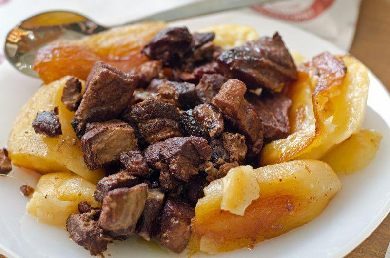 Afelia pork recipes