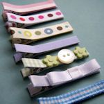 30+ Crafty Hair Clips, Bows & Accessories