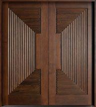CUSTOM FRONT ENTRY DOORS – Custom Wood Doors from Doors for …