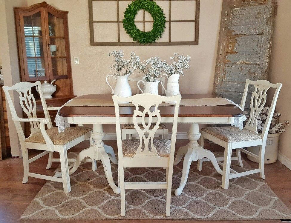 Vintage Duncan Phyfe Dining Table Photo Credit
