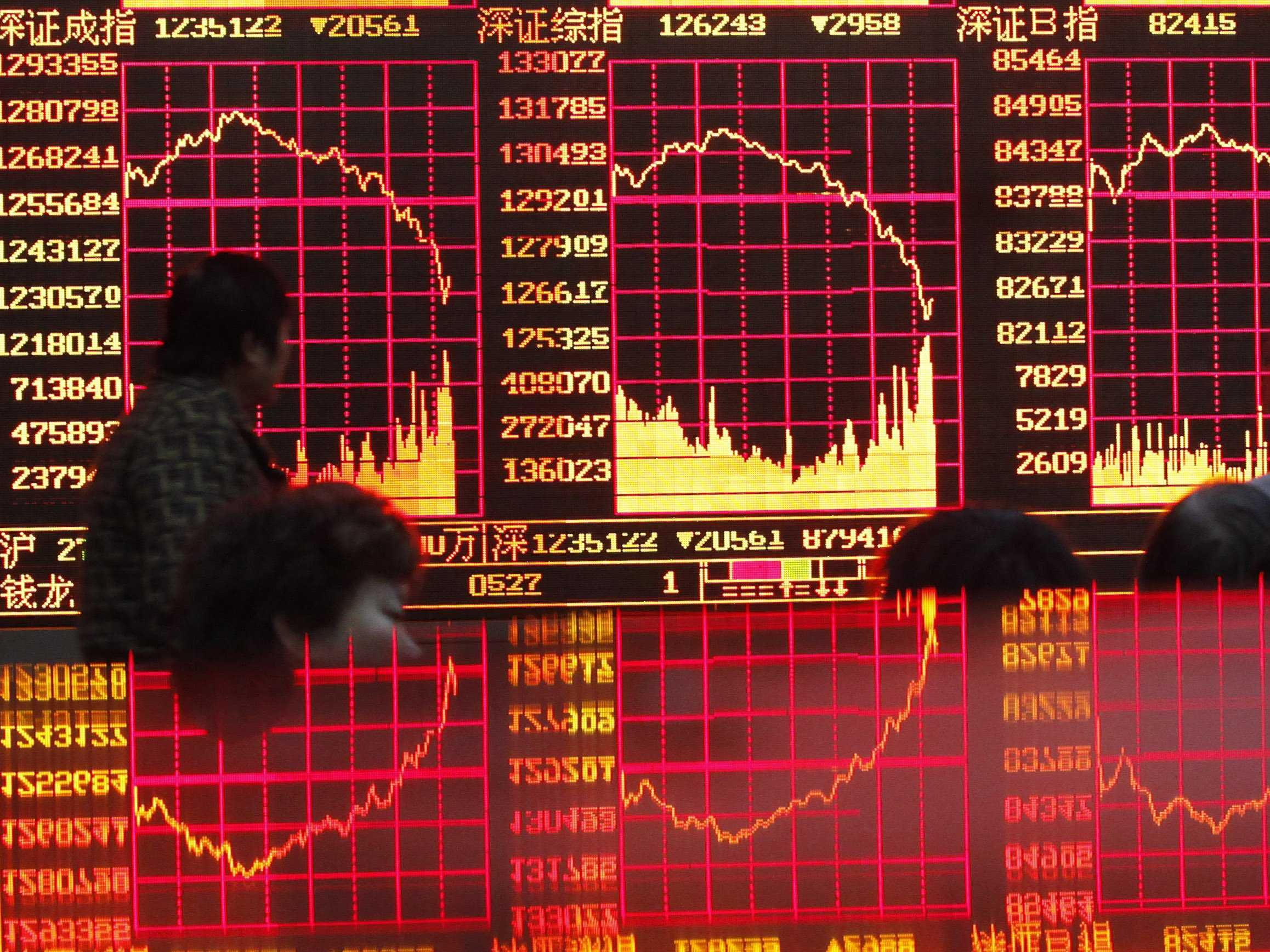 Shanghai Stock Exchange Is The World S 5th Largest Stock