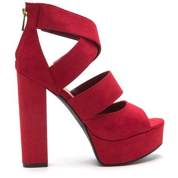 Red pumps heels, Red high heel pumps