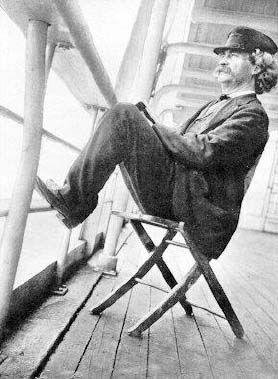Family History: Mark Twain Quote