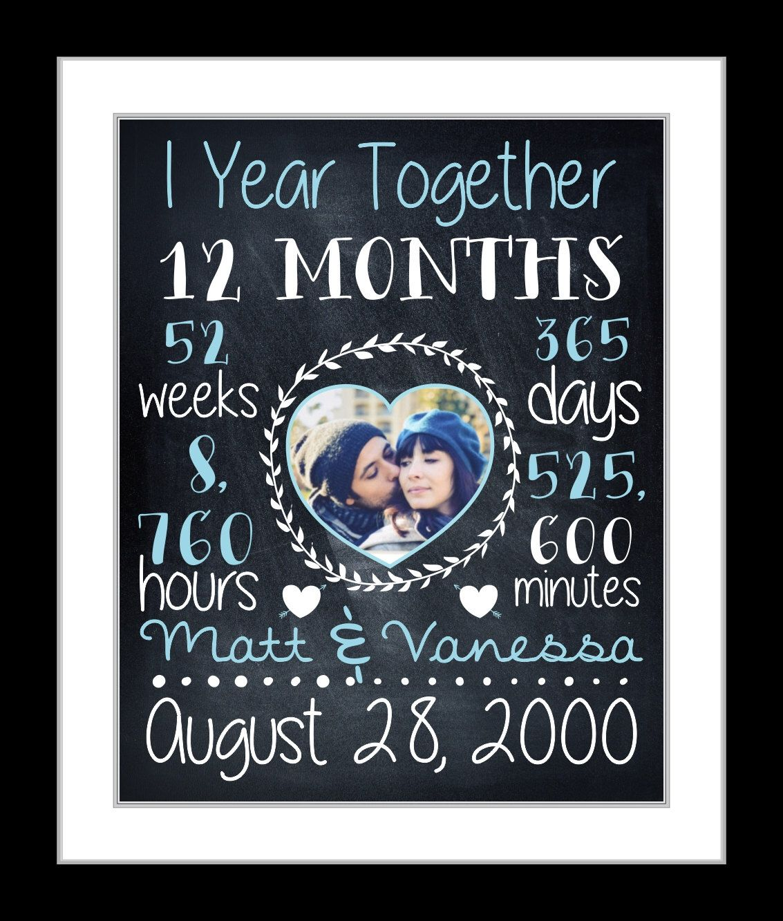 1st Year Anniversary Gift Ideas For Him Graduation Boyfriend Diy Birthday Gifts