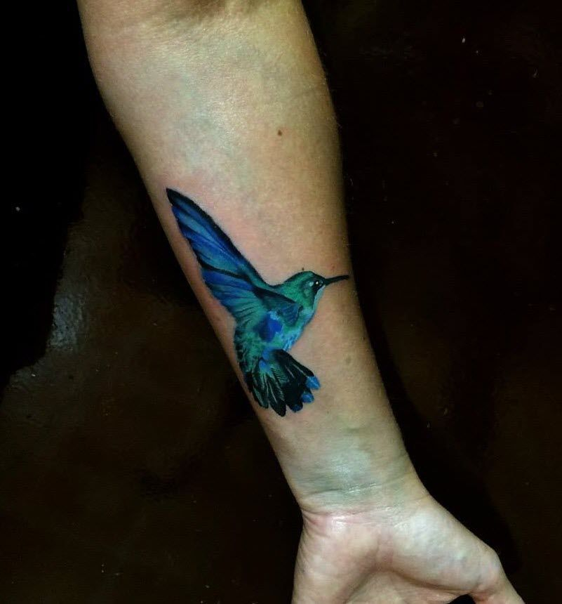 colibri tattoo by greek artist eirini galatis birds tattoo ideas pinterest greek tattoo. Black Bedroom Furniture Sets. Home Design Ideas