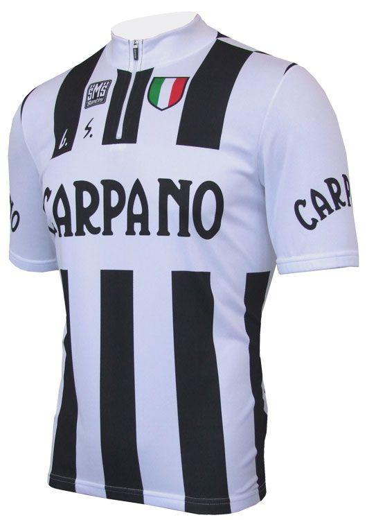 G.S. Carpano Retro Jersey - Short Sleeve  b8bb2478e