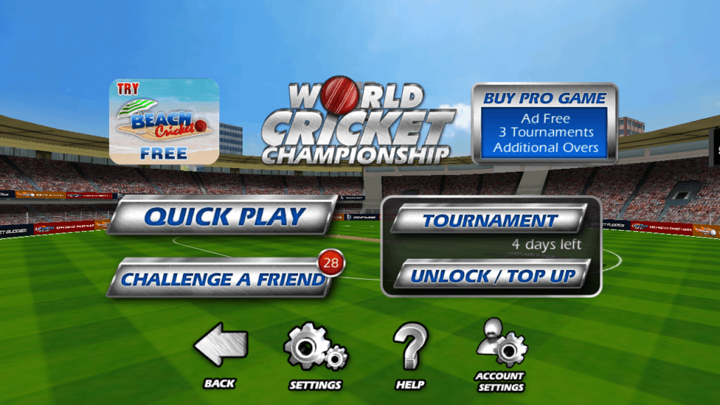 World Cricket Championship Lt APK Download - Android App APK Download