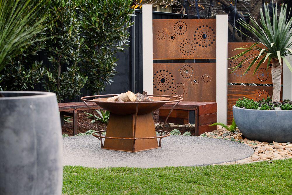 Backyard · Entanglements Metal Art ...