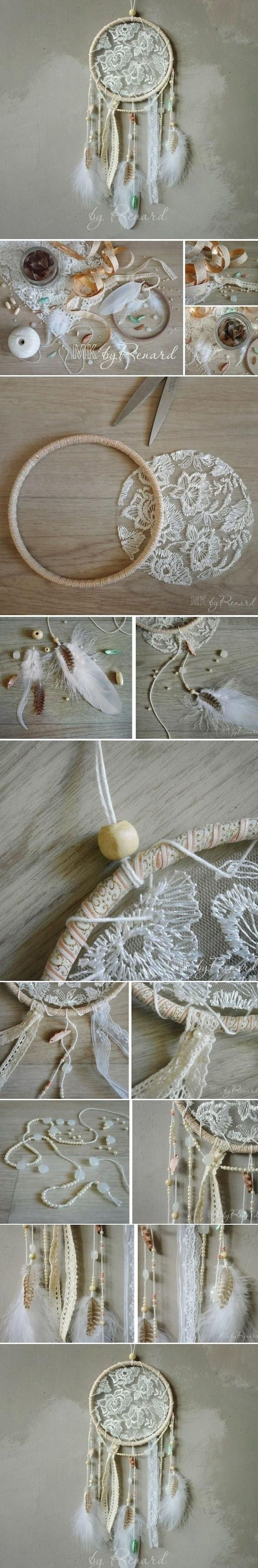 Diy dream catcher pictures photos and images for facebook diy dream catcher bracelets diy crafts easy crafts craft idea crafts ideas diy ideas diy crafts diy idea do it yourself diy projects diy craft handmade diy solutioingenieria Image collections
