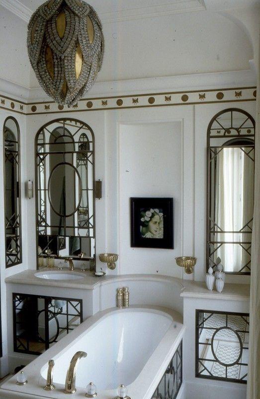 Photo of Inspired design: white + gold – ASHLINA KAPOSTA