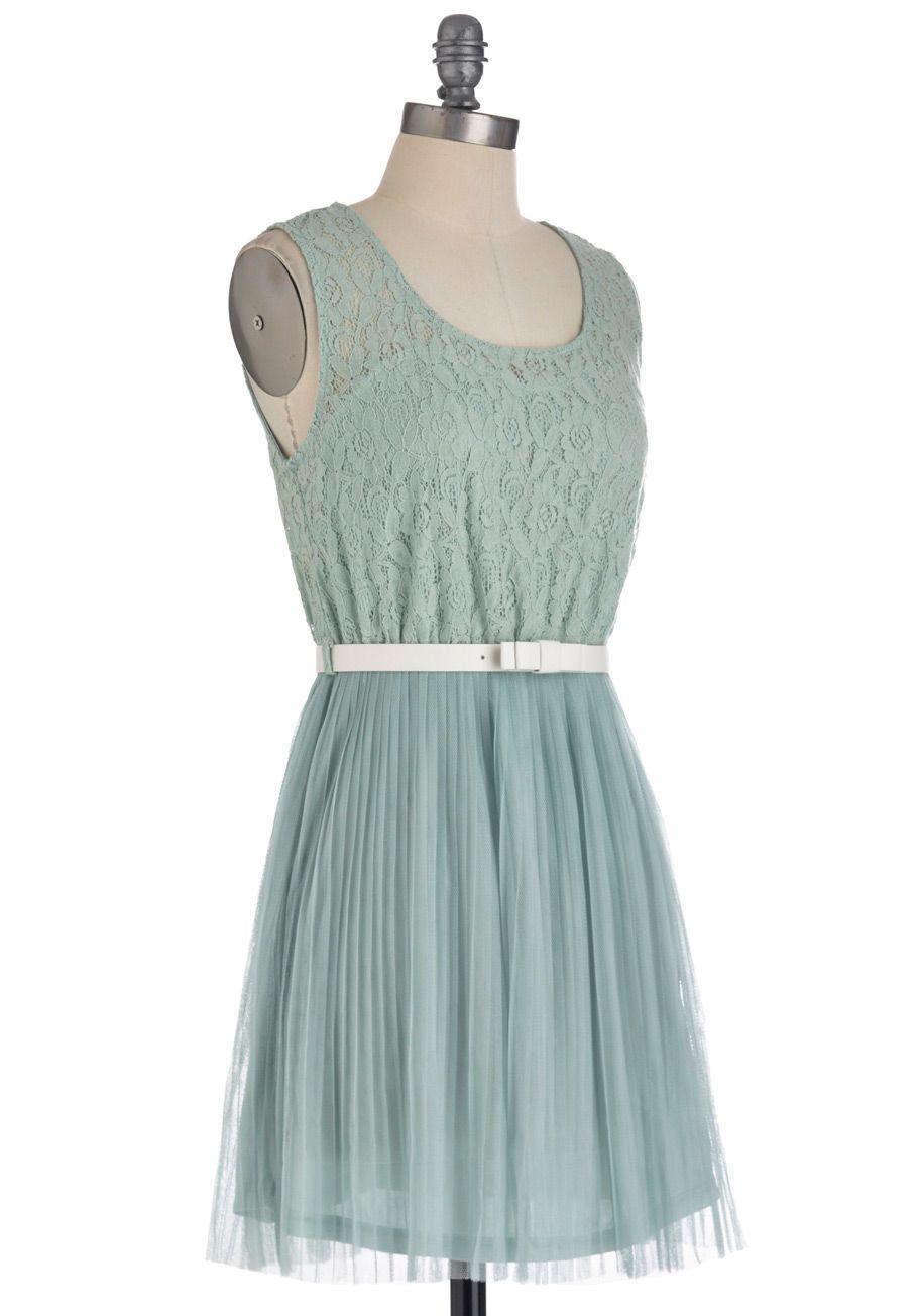 Peppermint Frosting Dress | Mod Retro Vintage Dresses | ModCloth.com