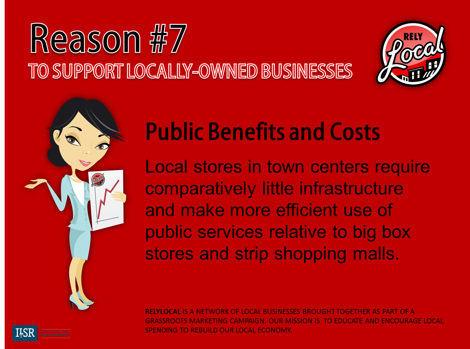 Reason 7 Support local business, Business, How to plan