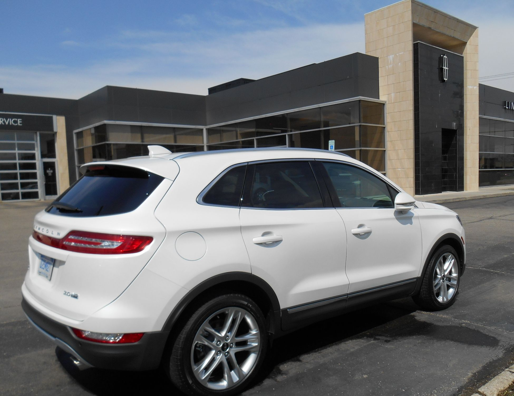 Our all new 2014 lincoln mkc