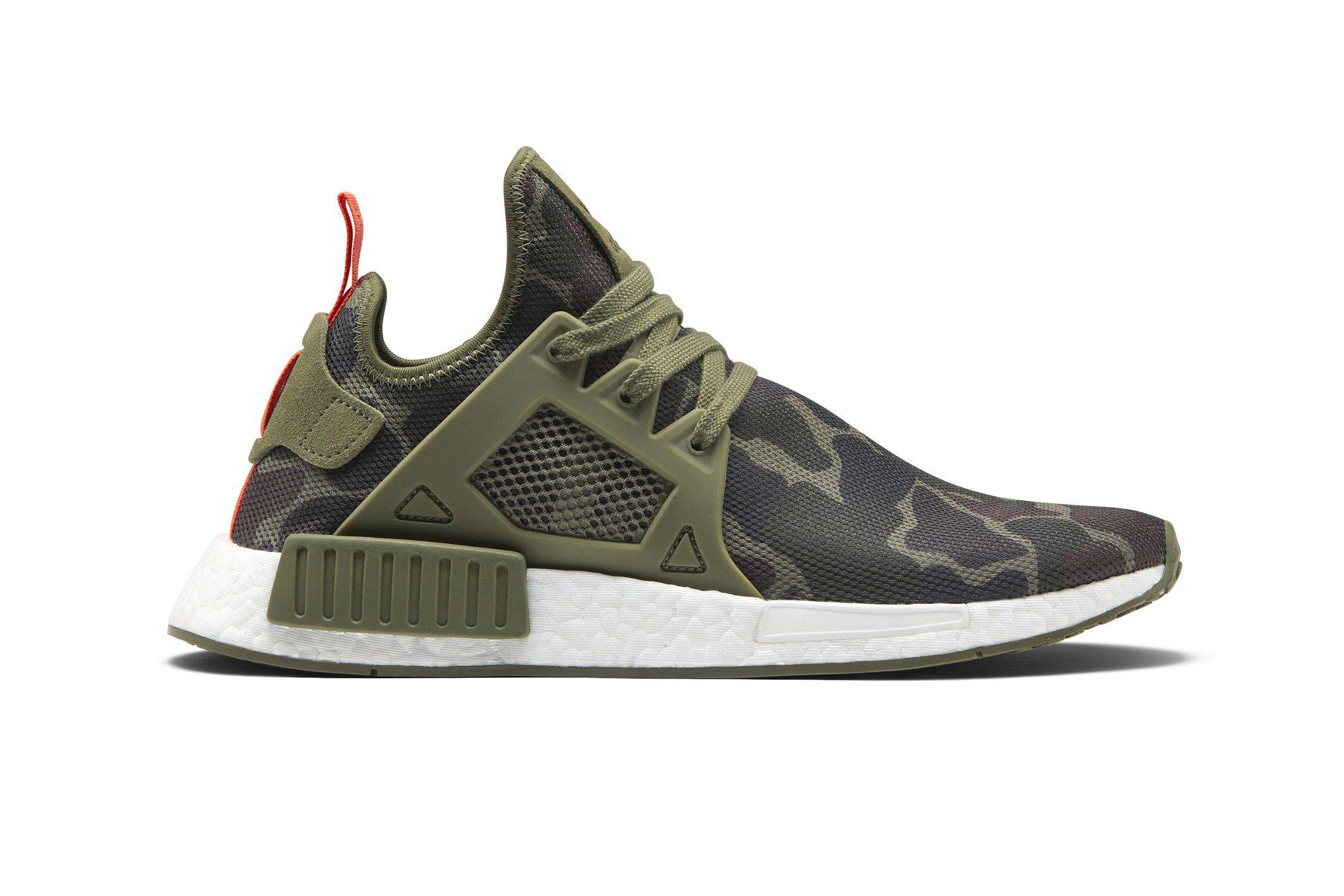 NMD Runner Luxury PK Glitch Camo Cblack Sneaker
