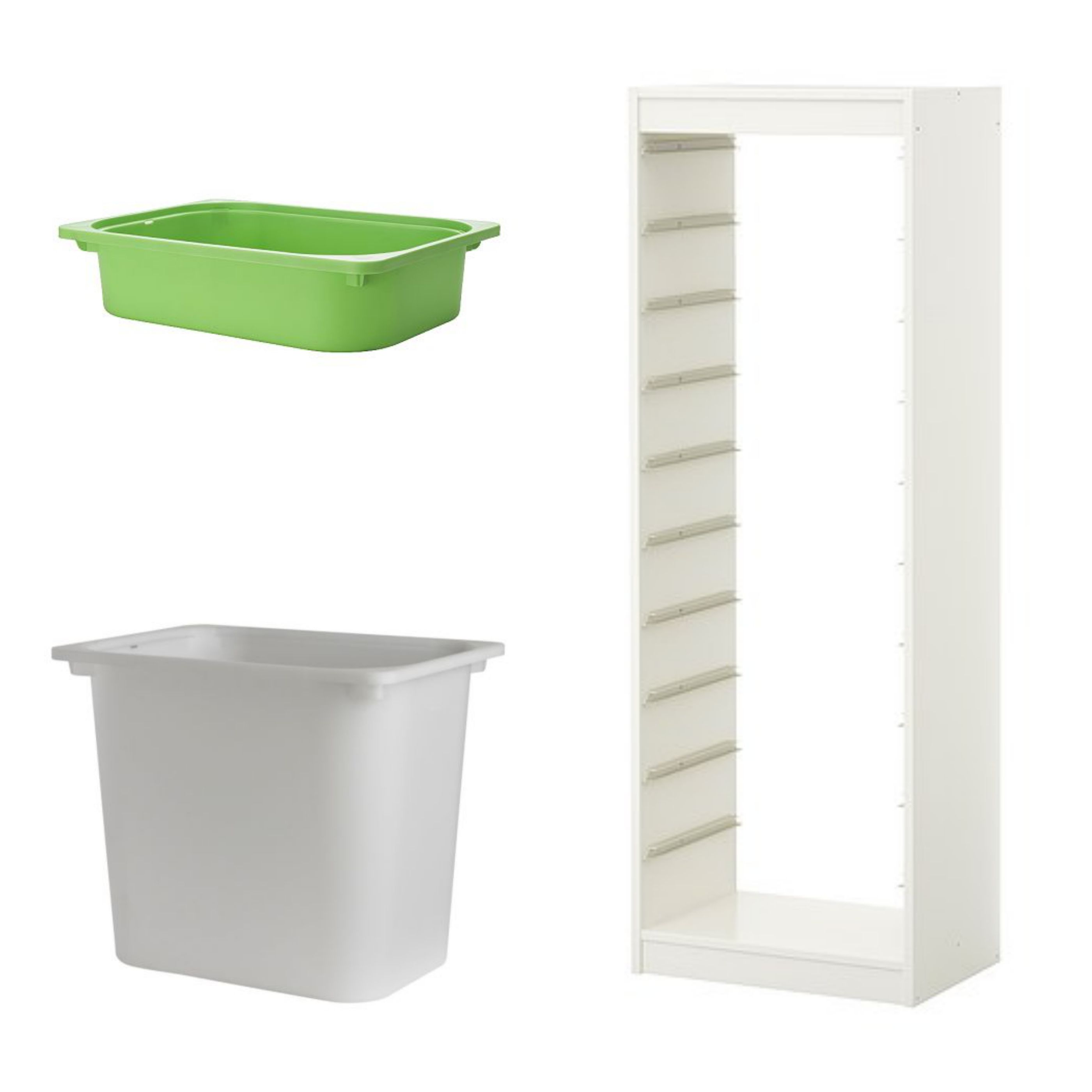 Trofast Ikea Perfect For Sorting Laundry Ikea Hacks
