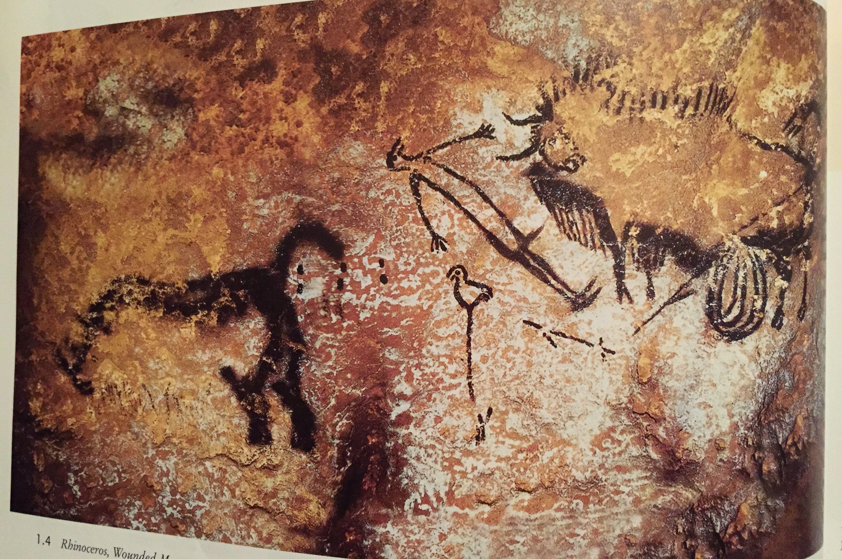 Cave Paintings Lascaux C 15 000 13 000 Paleolithic Prehistoric
