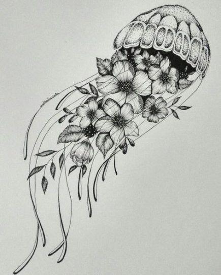 61 trendy ideas for flowers colorful navy #tattoos – Brenda O.  #tatoofeminina - tatoo feminina