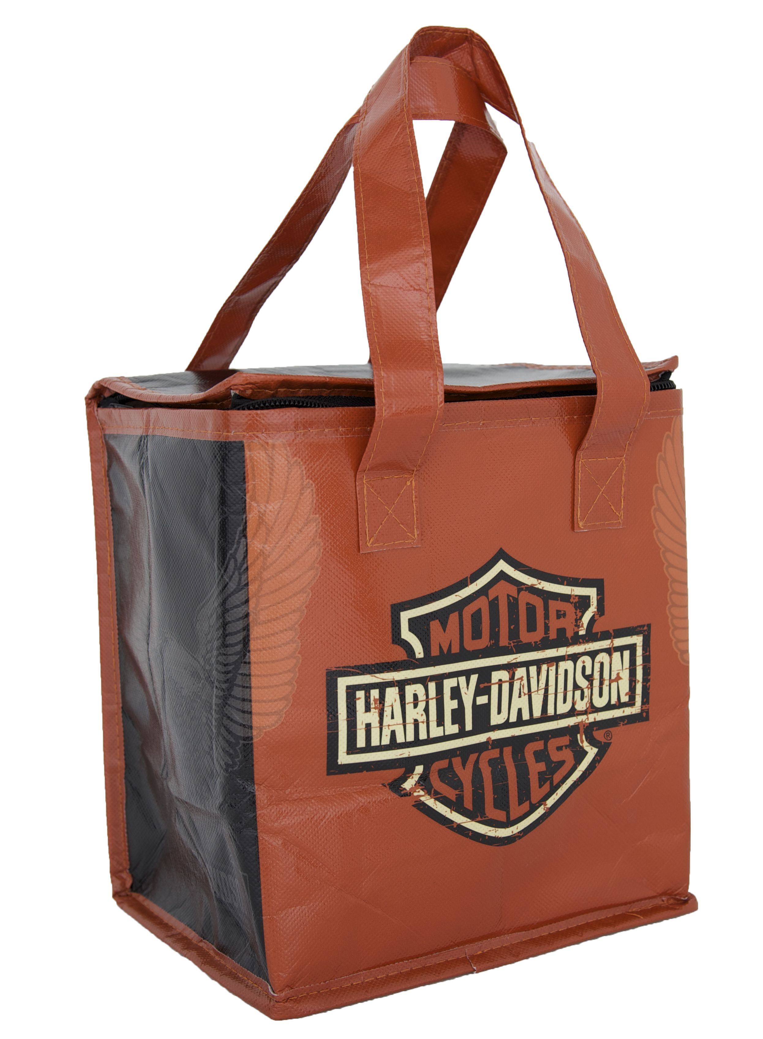 Harley Davidson Insulated Lunch Tote