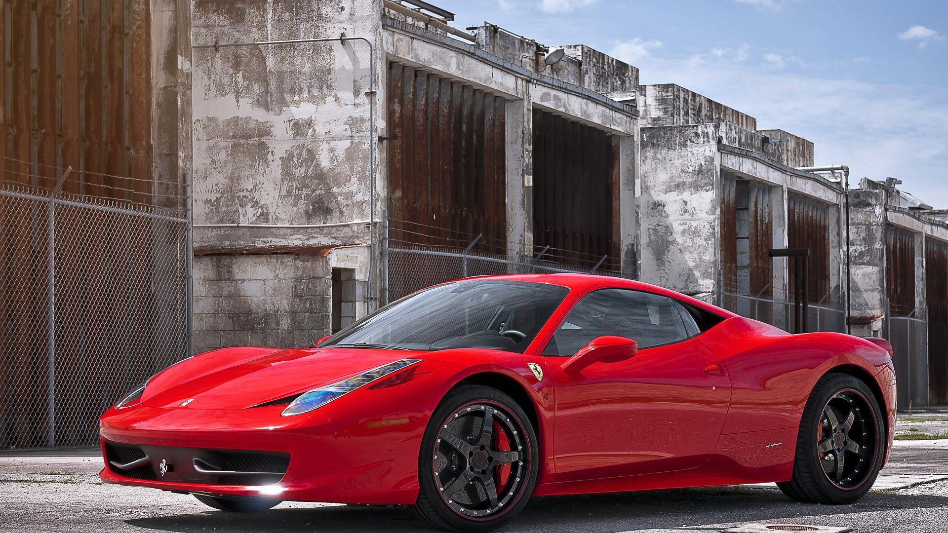 Red Love Red Ferrari Ferrari 458 Italia Ferrari 458