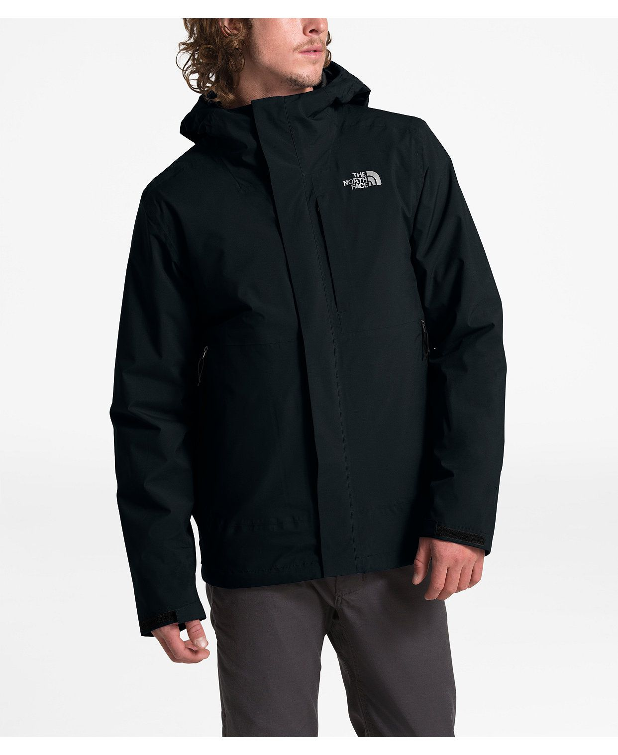 The North Face Mens Carto 3 In 1 Triclimate Jacket Reviews Coats Jackets Men Macy S North Face Jacket Womens Hooded Jacket Men Triclimate Jacket [ 1517 x 1242 Pixel ]