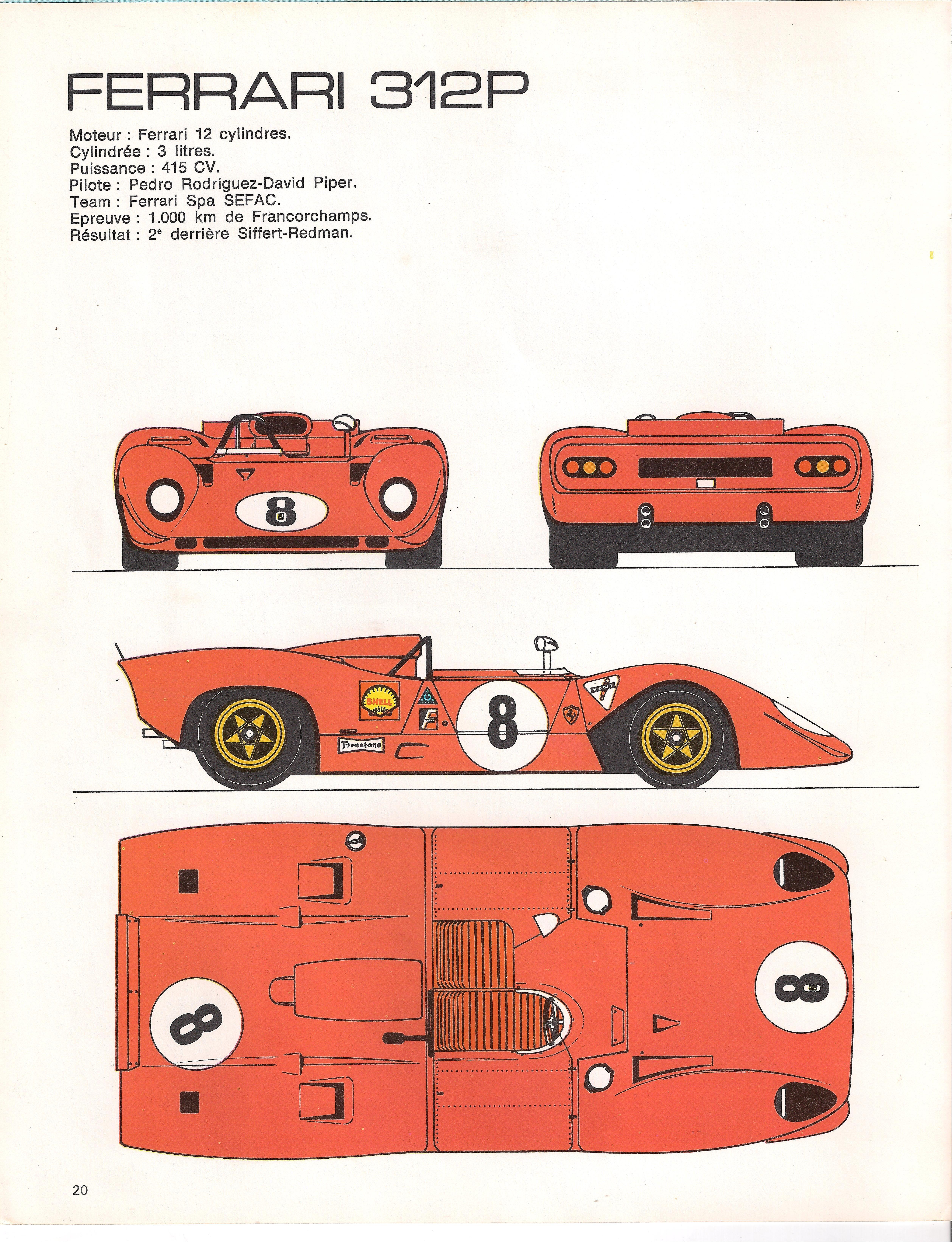 Ferrari 312p barchetta1969 dibujos pinterest autos y dibujo ferrari 312p barchetta1969 malvernweather Gallery