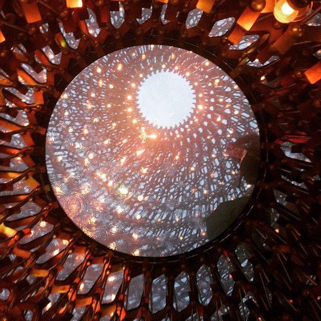 British pavilion after dark #milanogram2015 #growninbritain #expo2015