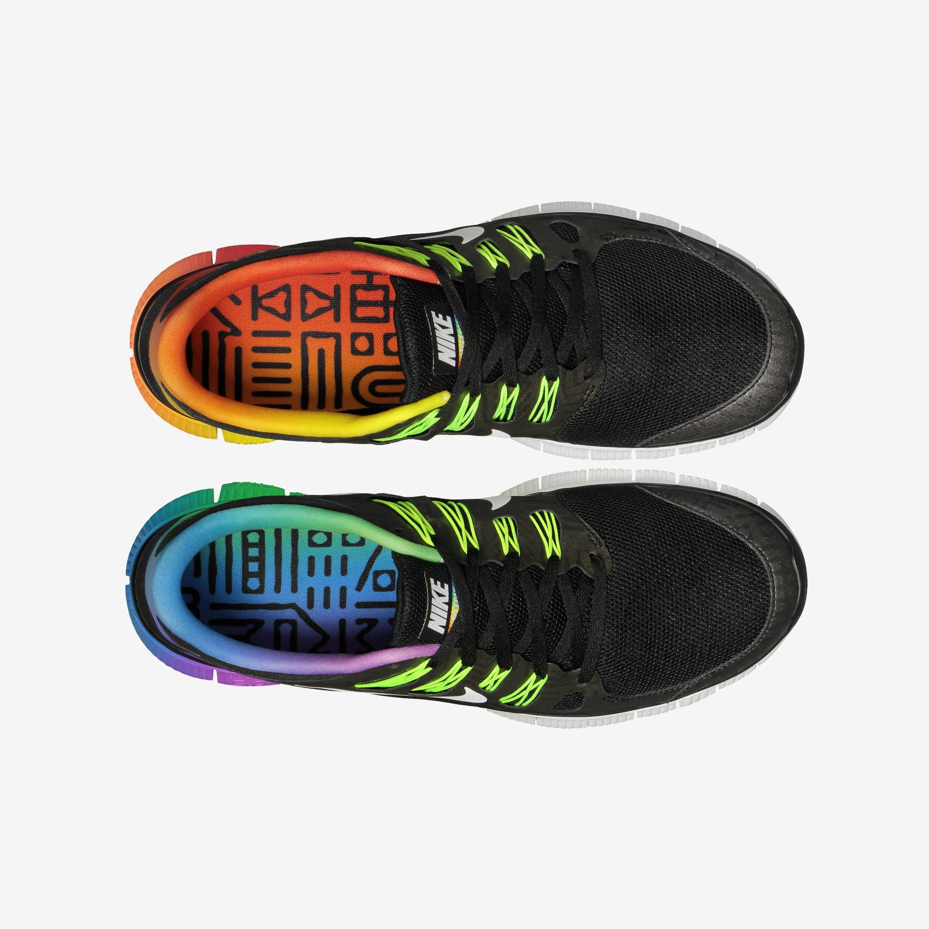 nike free run 5.0 ext sp #betrue shoes