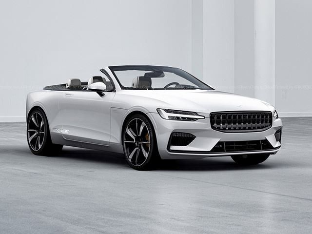 Polestar Should Consider Making A Convertible Version Of The 1 Coupe Carbuzz Volvo Convertible Volvo Coupe Hybrid Car