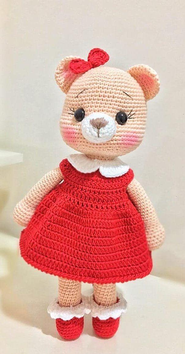 Free Best 20 Cute Amigurumi Patterns Ideas 2021