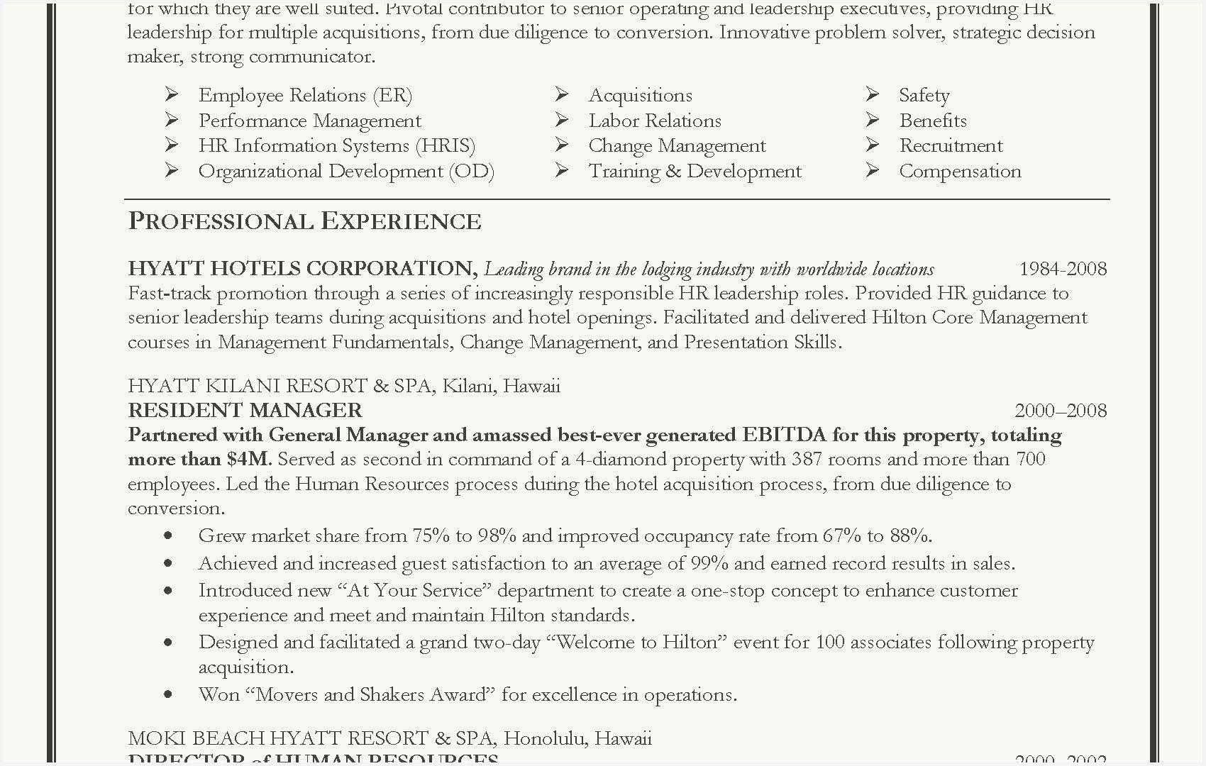 51 inspirational human resources generalist resume pics in