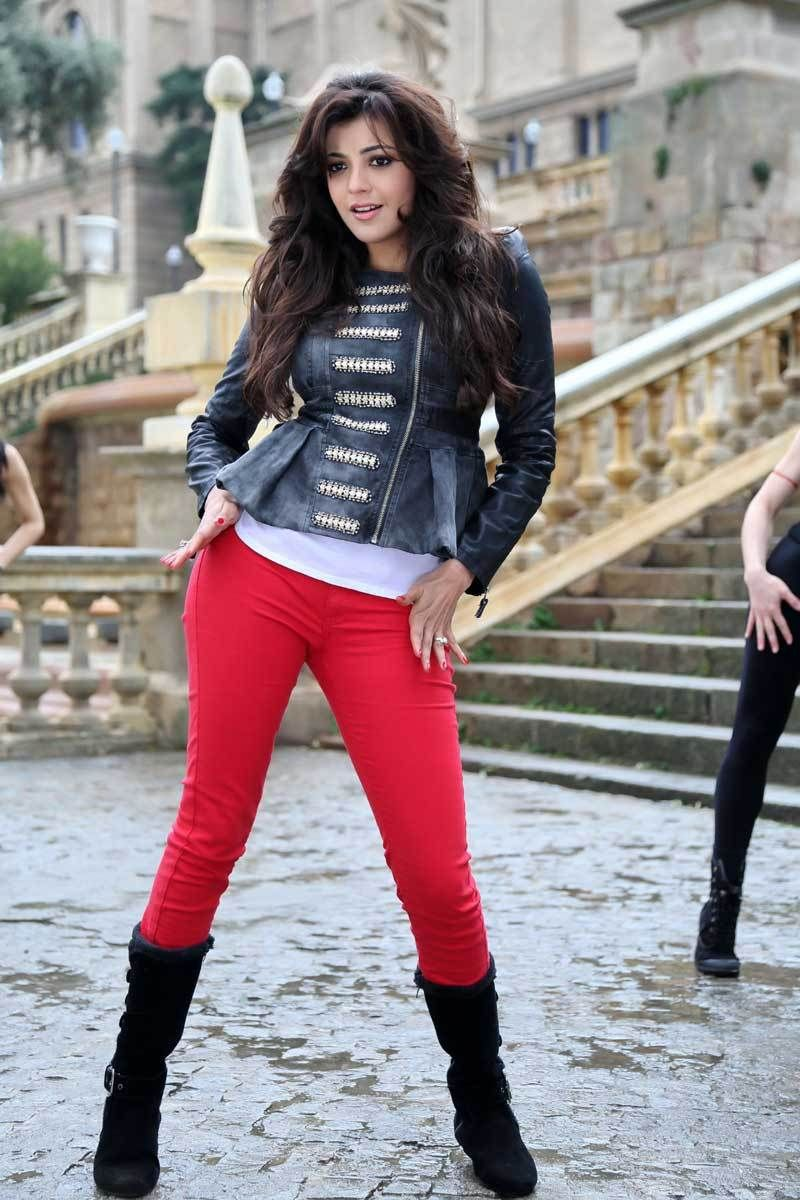 Kajal Agarwal Hot Photos In Jeans Exclusive Wallpaper World