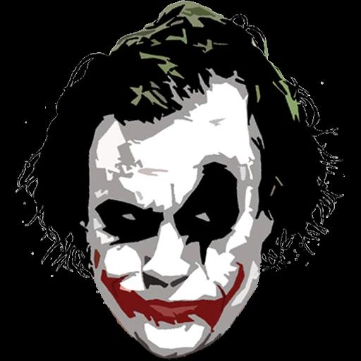 Joker Face Free Png Images Free Digital Image Download Upcrafts Design Joker Face Artwork Painting Digital Image