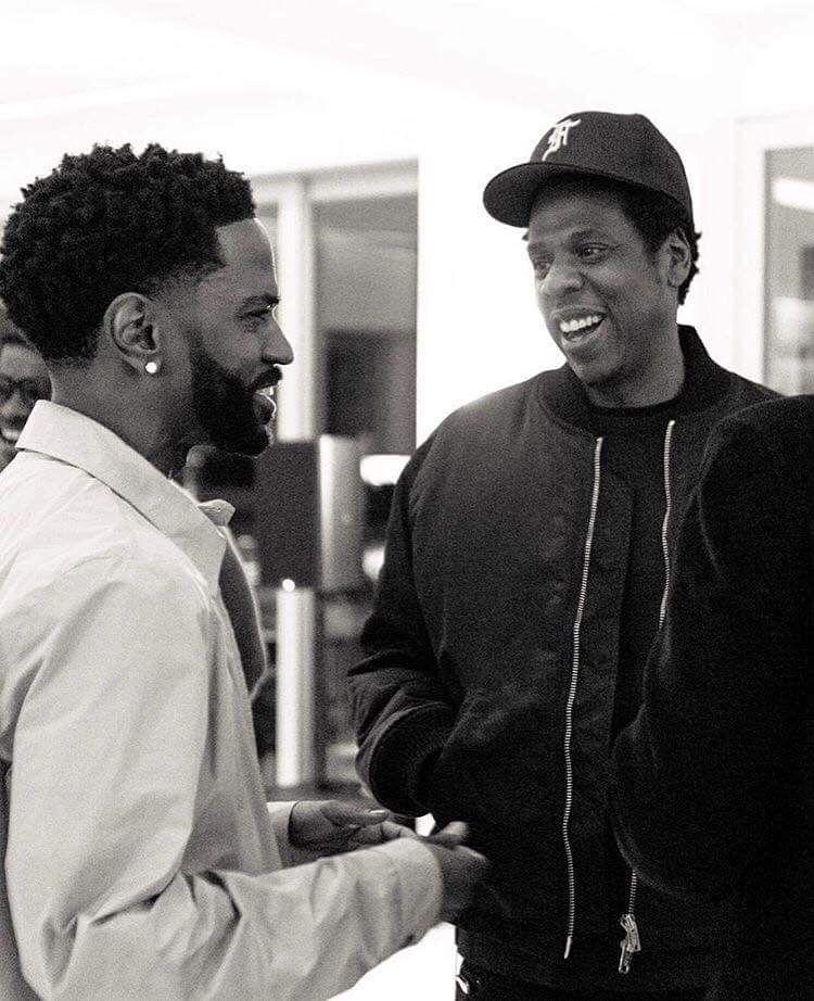 Big Sean And Jay Z Beyonce Party Big Sean Jay Z