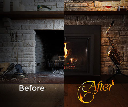 Old Wood Fireplaces Waste Up To 200 In Energy Costs Each Year