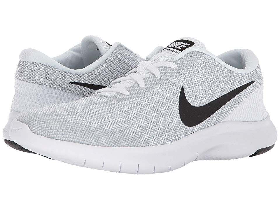 202df98fab1 Nike Flex Experience RN 7 (White Black Wolf Grey) Men s Running Shoes. Keep  your passion for running alive with the lightweight Flex Experience RN 7  shoes ...