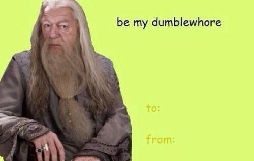 Tumblr Valentine S Card 3 Valentines Memes Funny Valentines Cards Harry Potter Valentines