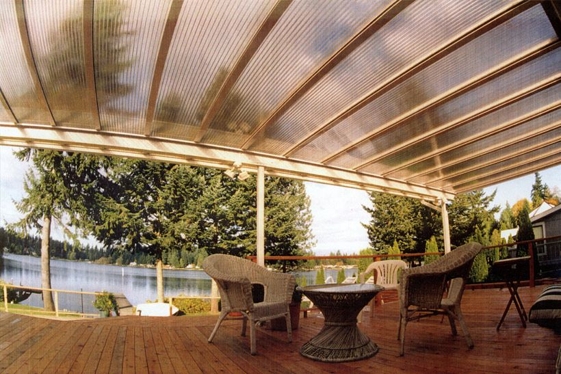 Beau Acrylic Patio Covers   Photo Gallery