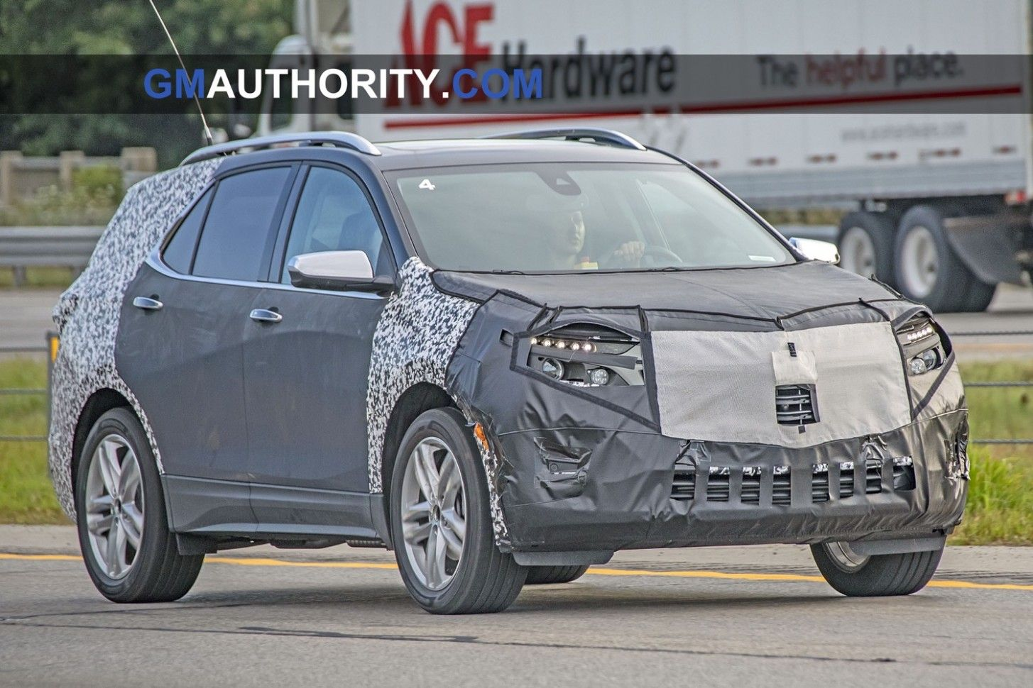 2021 Spy Shots Lincoln Mkz Sedan Redesign