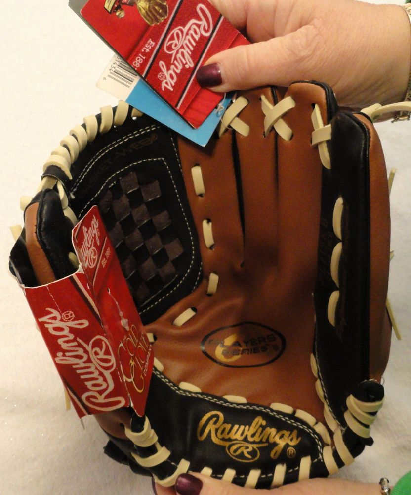 Nwt Rawlings Players Series Pl115kb 11 5 Yout Basball Glove Right Hand Thrower Rawlings Rawlings Ebay Selling On Ebay