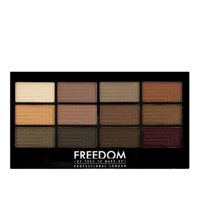 Freedom Makeup London Pro 12 - Secret Rose