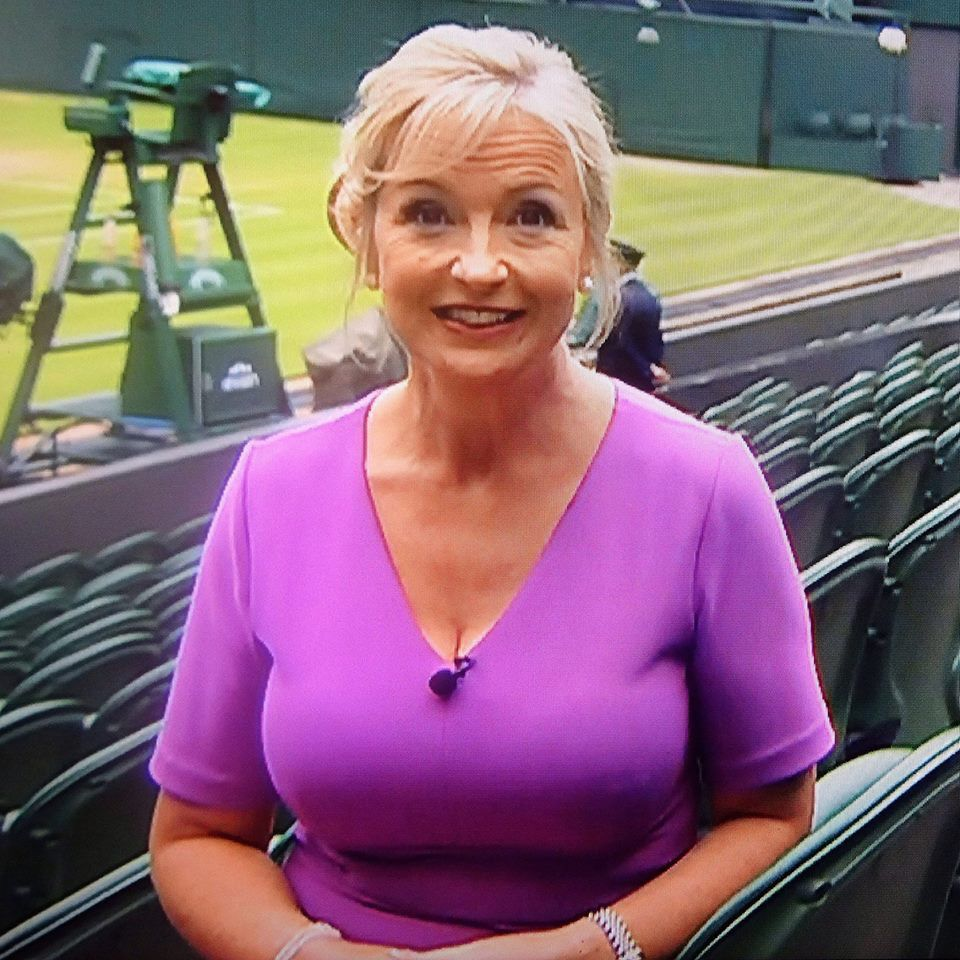 Carol kirkwood at wimbledon carol kirkwood pinterest for The kirkwood