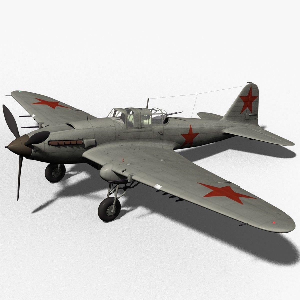Ilyushin Il-2 Shturmovik 1