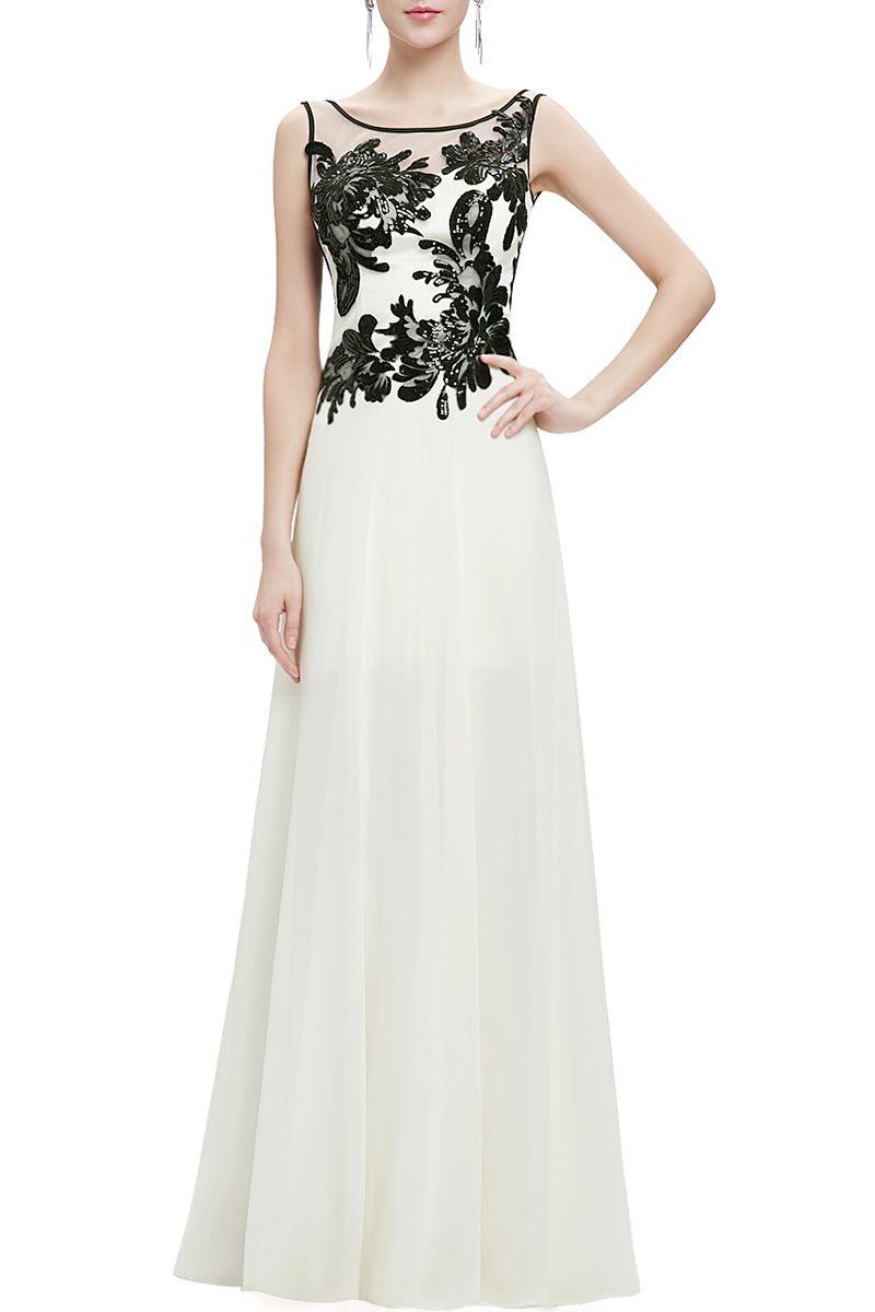 Floral Maxi Formal Dress