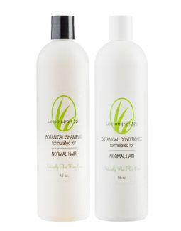 Botanical Shampoo Conditioner Pair 16 Oz Shampoo Ingredients Clear Shampoo Lemongrass Spa