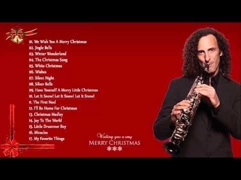 christmas songs by kenny g best christmas songs 2016 instrumental christmas youtube
