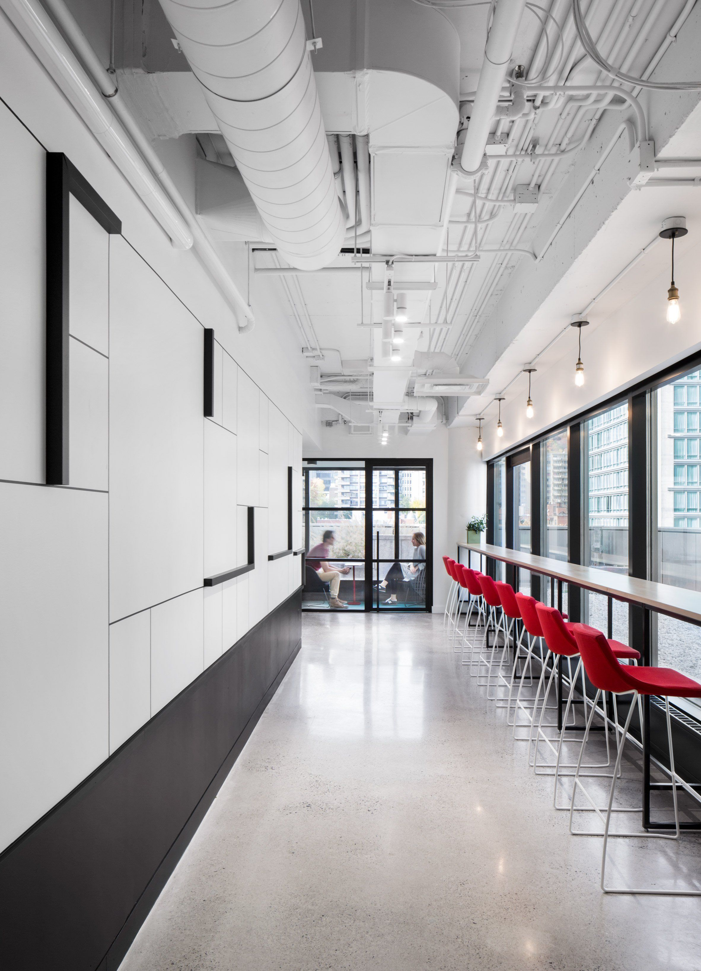 Electronic Arts By Sid Lee Architecture Office Interior Office