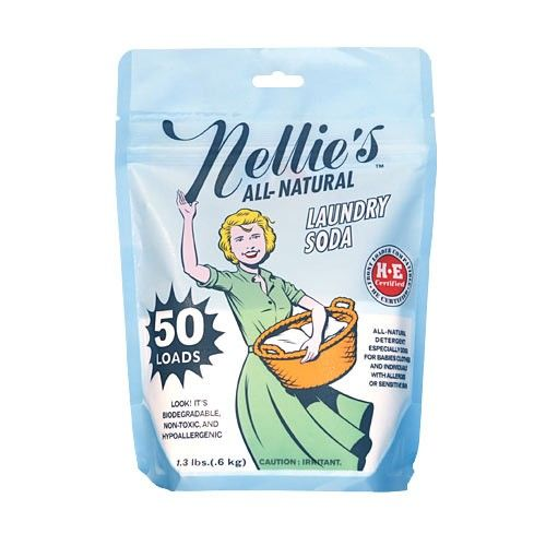 Nellie S All Natural Laundry Soda 50 Loads Natural Laundry