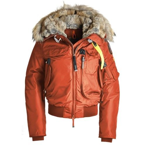 Parajumpers Gobi Jacket - Rust (Women) - X-Large, Women's, Size