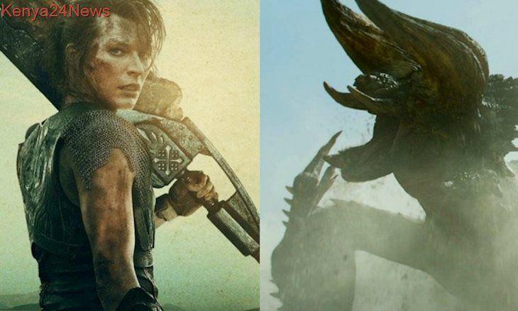 Monster Hunter Official Movie Teaser 2020 Milla Jovovich Tony Jaa