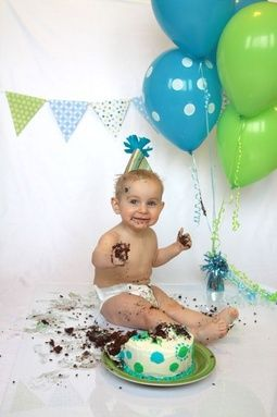 diy cake smash First birthday ideas Pinterest Diy cake smash